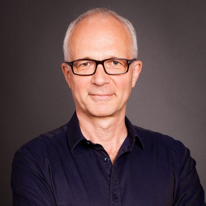 Portrait Jürgen Seidler